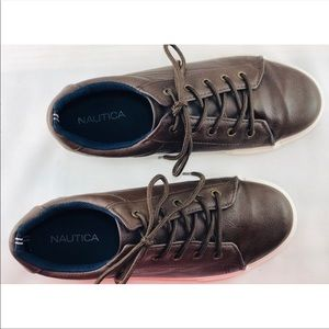 Nautica Shoes - Nautica Little & Big Boys Lace-Up Sneakers